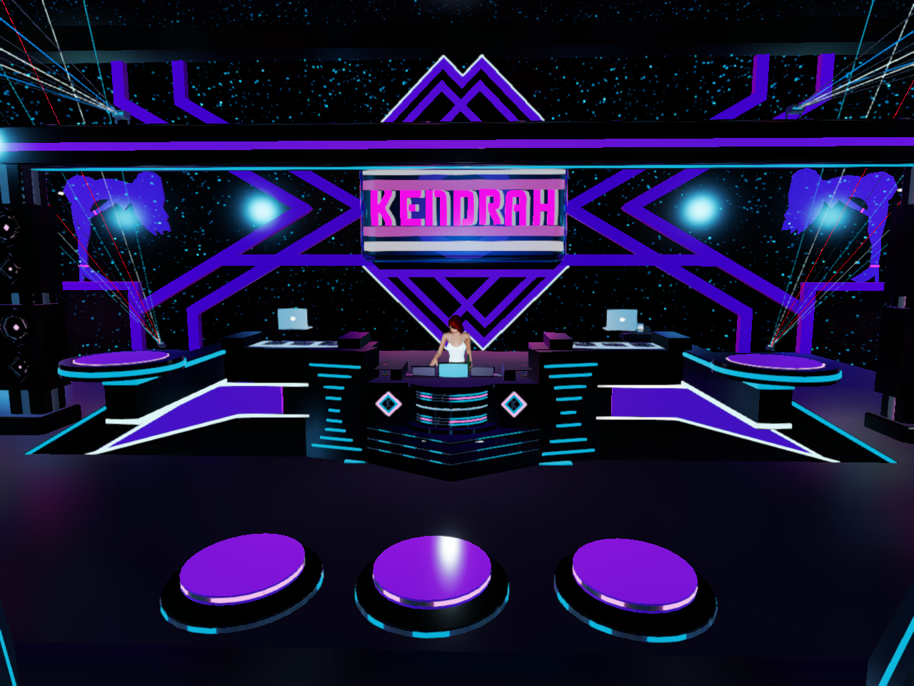KENDRAH SEX VIP NIGHTCLUB
