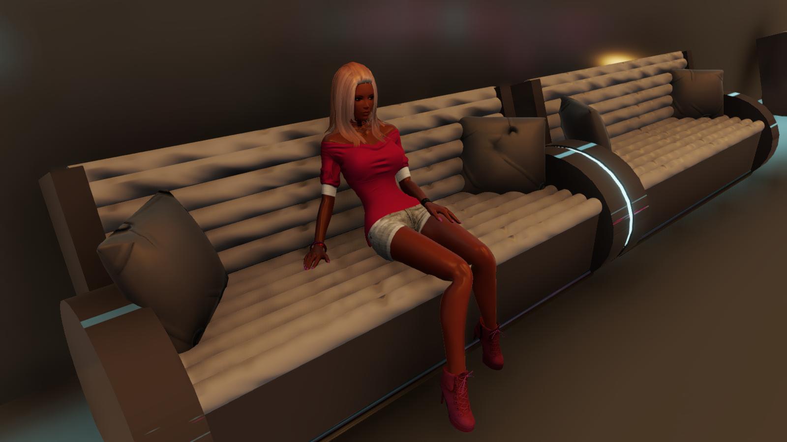 Object 03 - Sofa