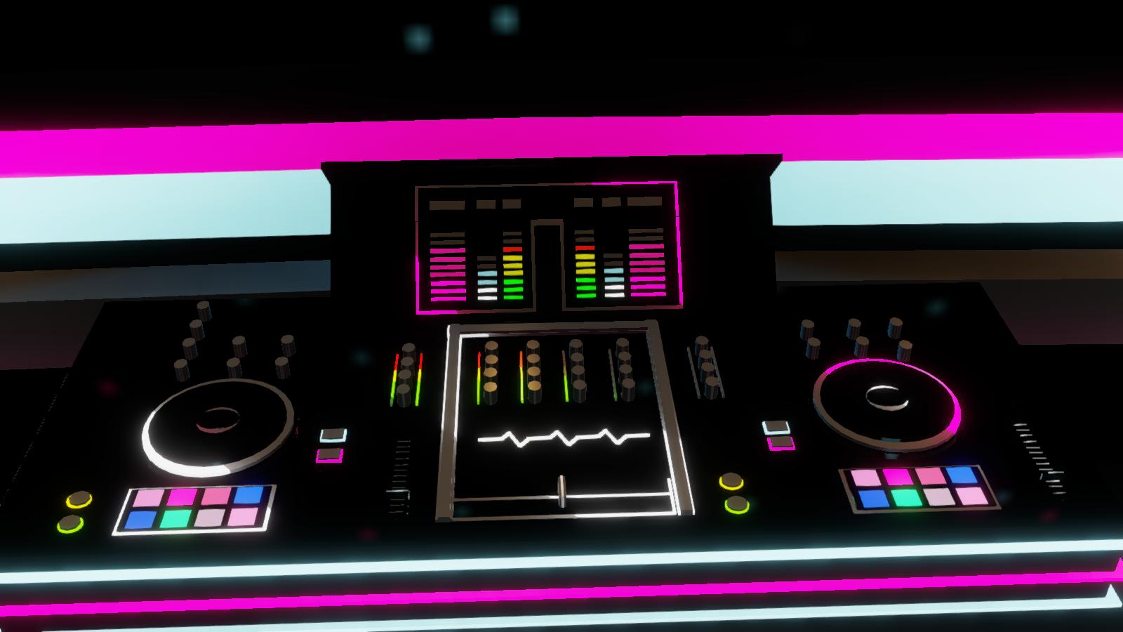Object 01 - Mixer