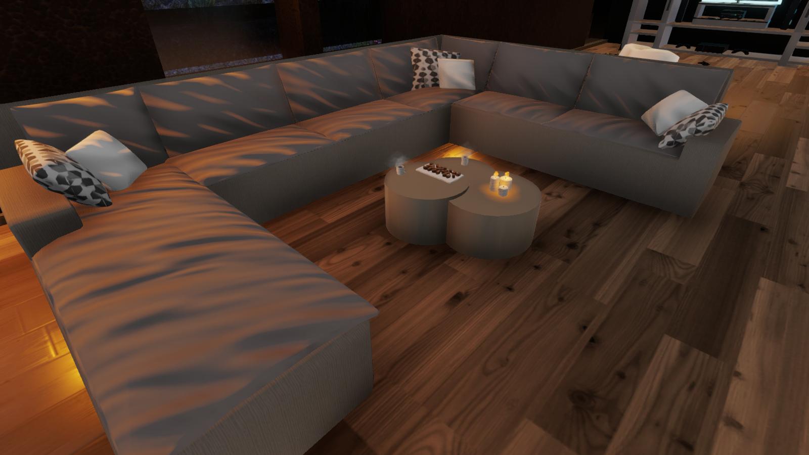 Object 02 - Sofa