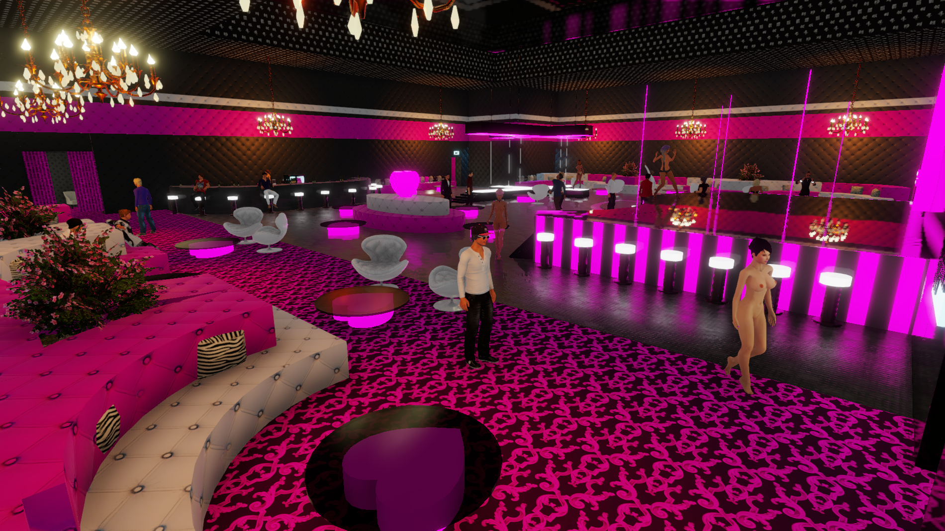 Main Party Room