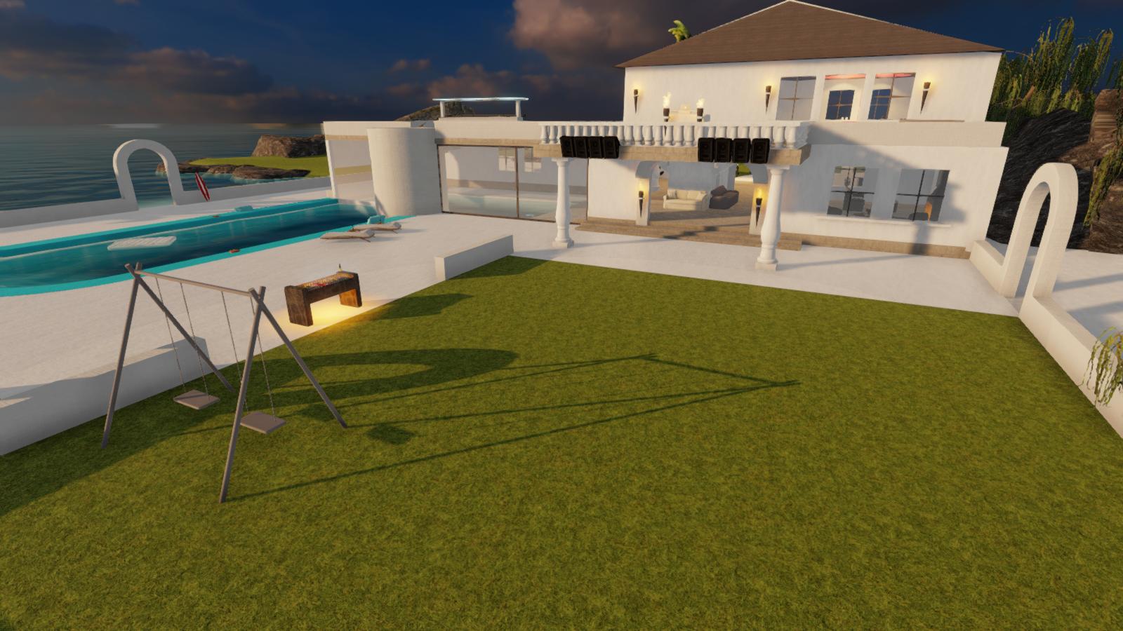 Spanish House 07