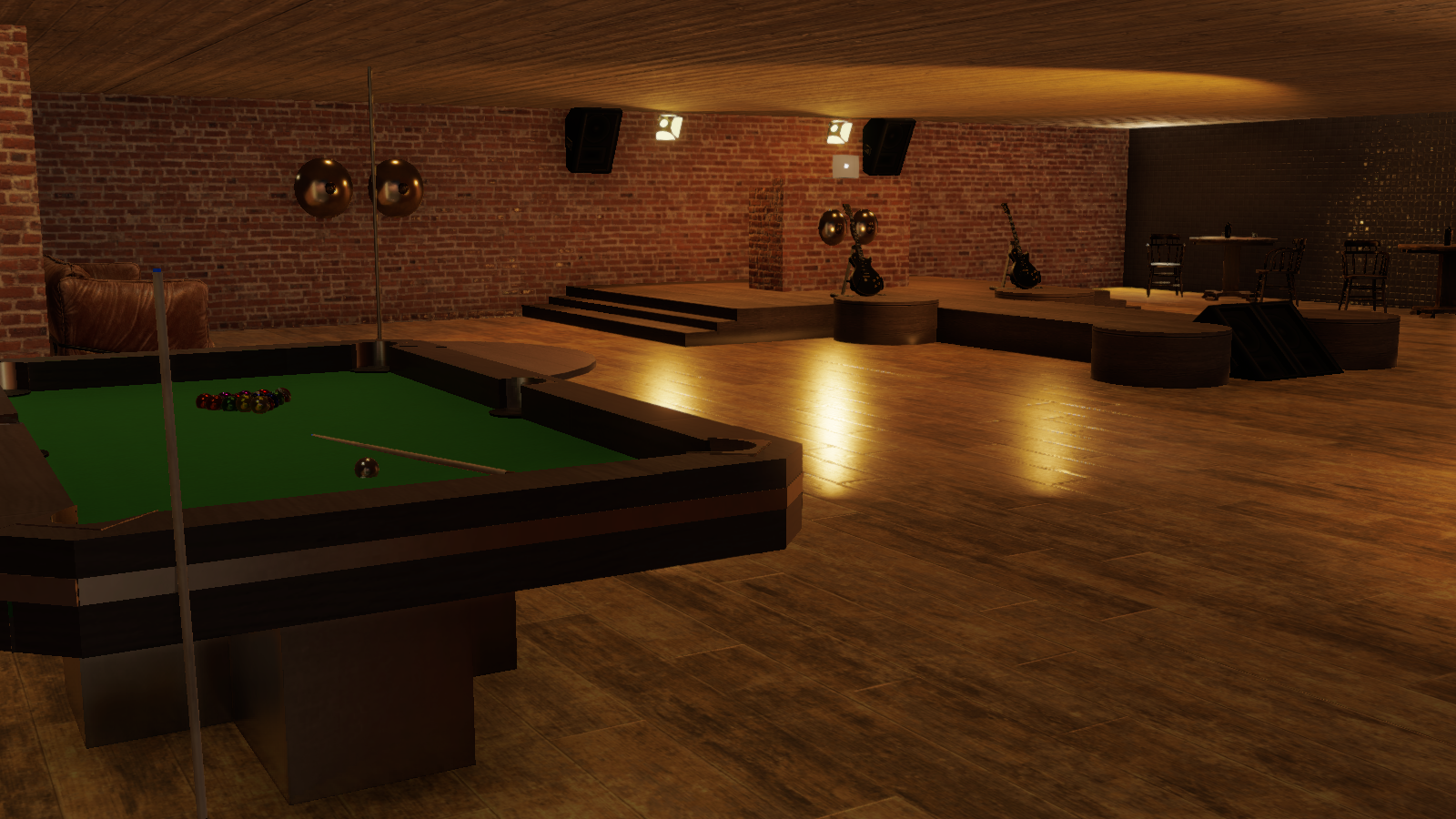 Club in the Basement