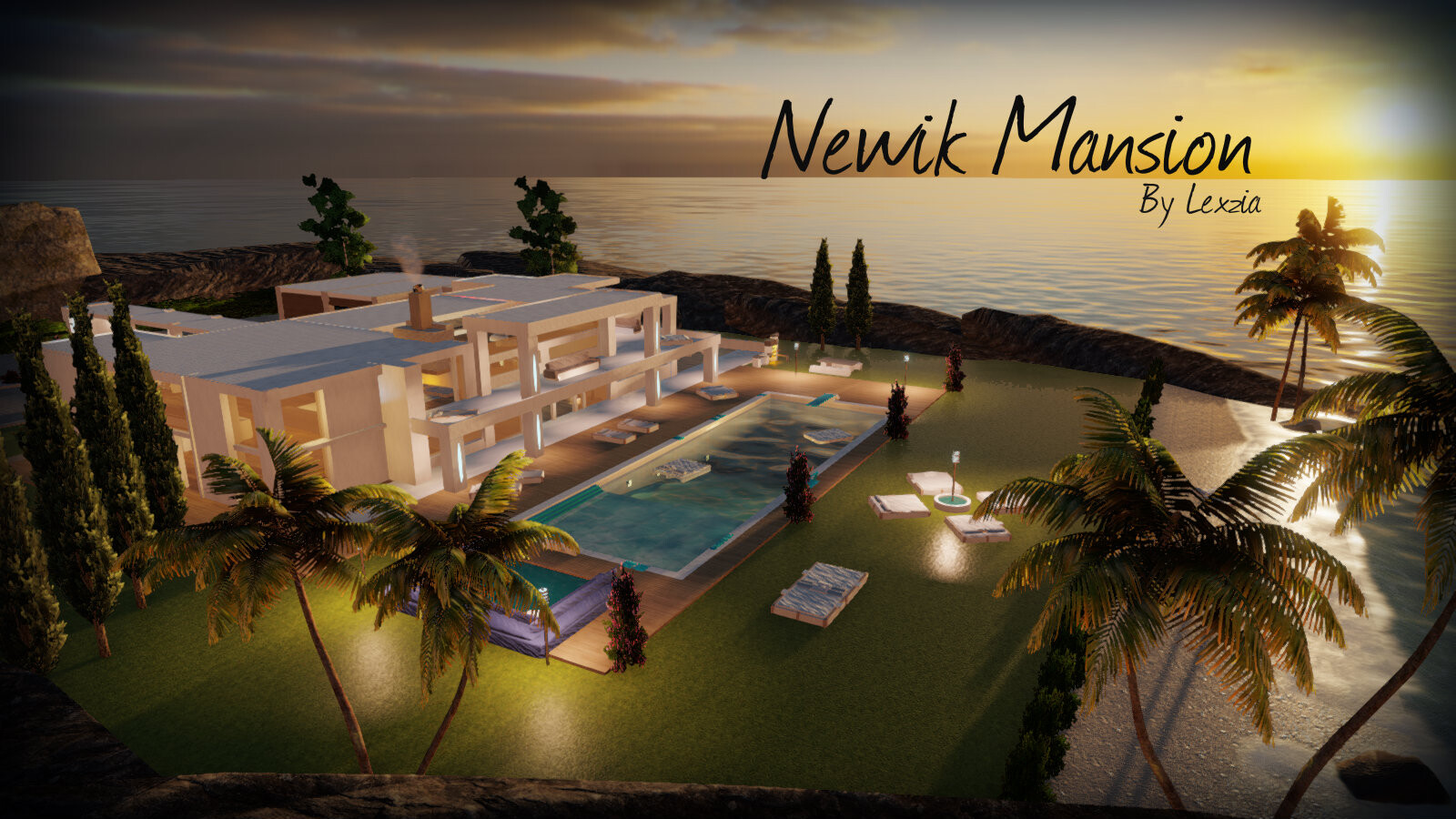 Newik Mansion 01