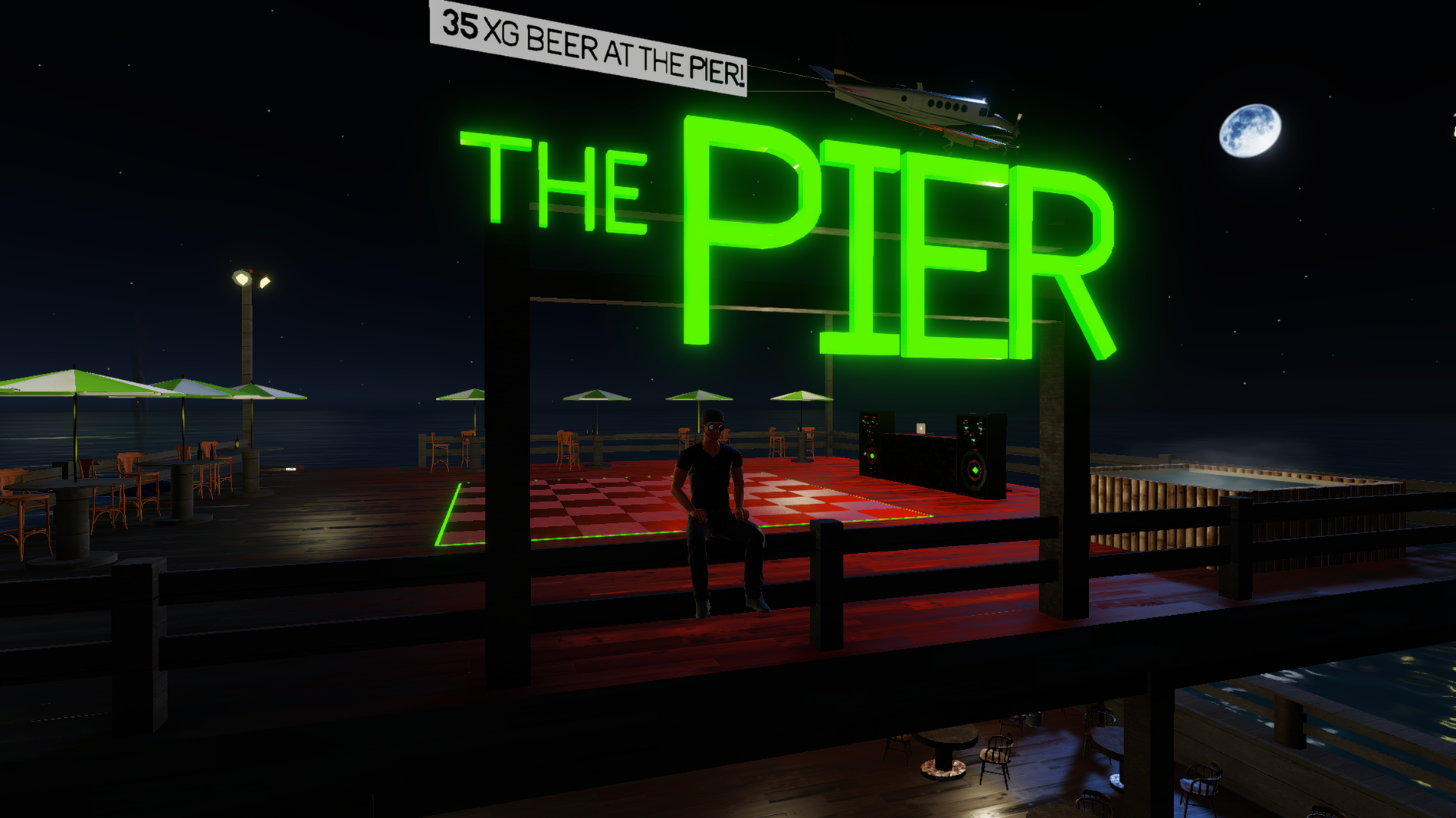 Pier sign.png