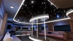 Interior - Galaxy Club