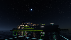 The Xclipse - Galaxy Super Yacht