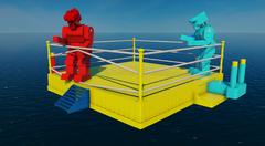 Rock-em Sock-em Robots