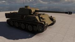 06- Panther Tank