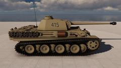 05- Panther Tank