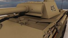 07- Panther Tank