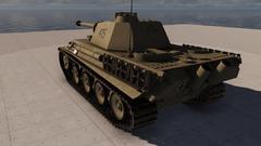 03- Panther Tank