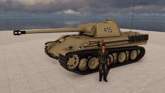 01- Panther Tank