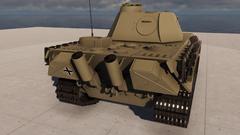 04- Panther Tank