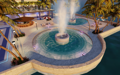 Two round Pools