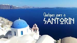 WElcoem to Santorini