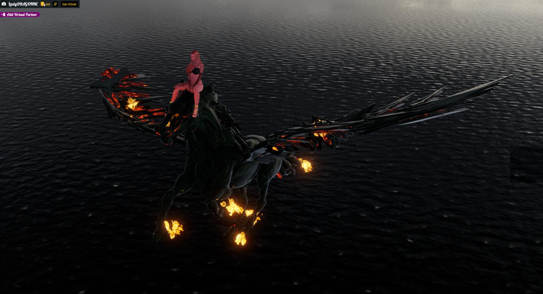 hell pegasus