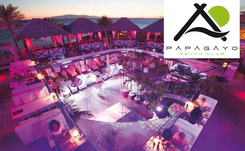 Papagayo Beach Club Papagayo Beach Club, Playa de las Americas
